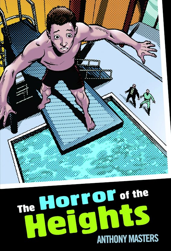 The Horror of the Heights cover