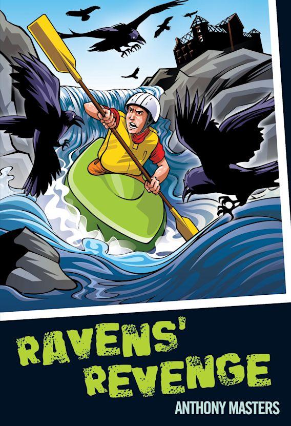 Raven's Revenge cover