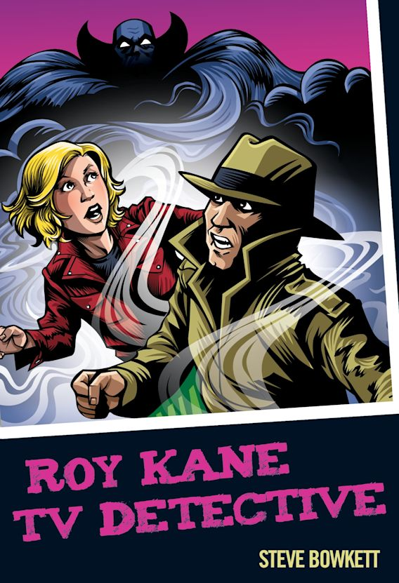Roy Kane - TV Detective cover