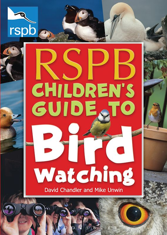 RSPB Children's Guide to Birdwatching cover