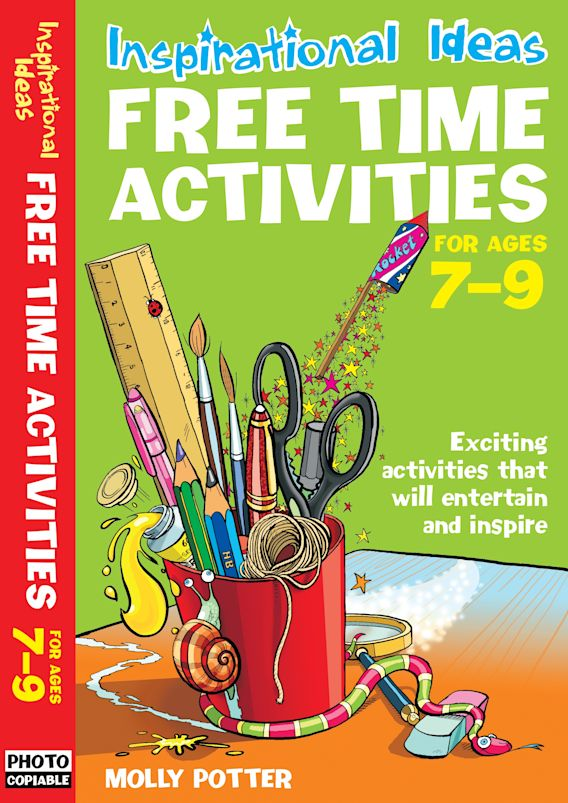 Inspirational ideas: Free Time Activities 7-9 cover