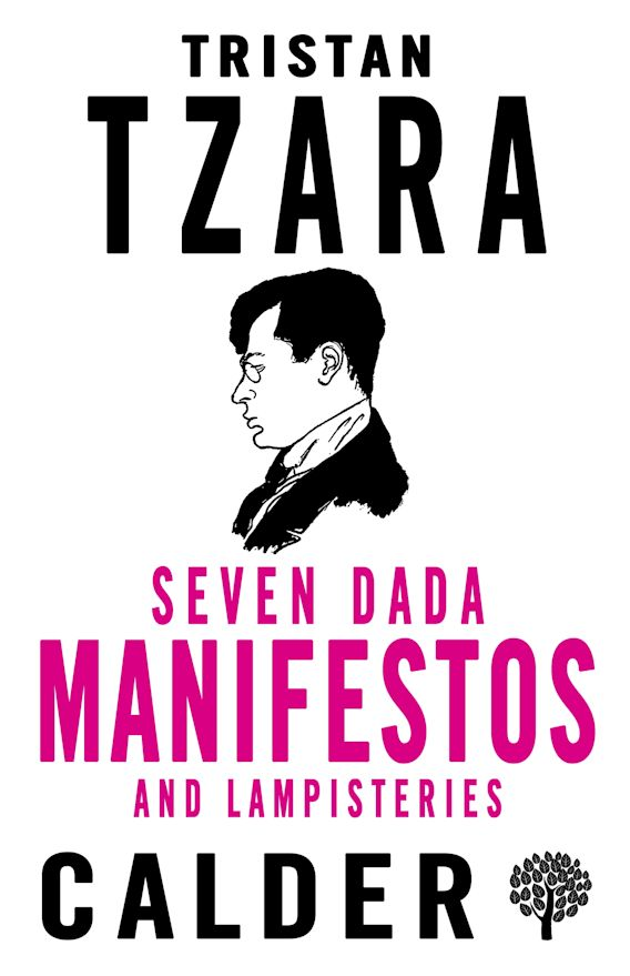 Seven Dada Manifestos and Lampisteries cover