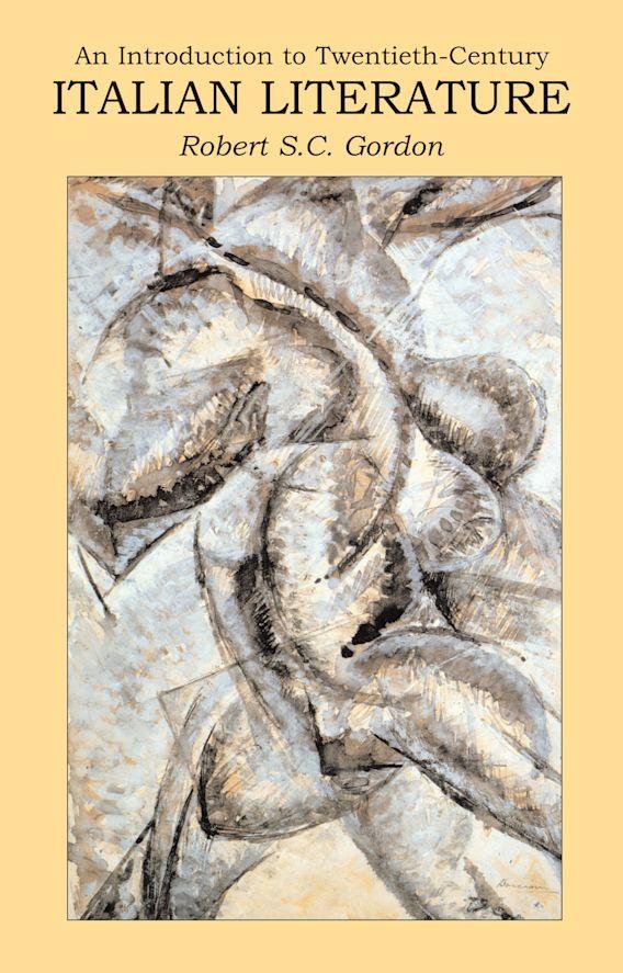 Introduction to Twentieth Century Italian Literature cover