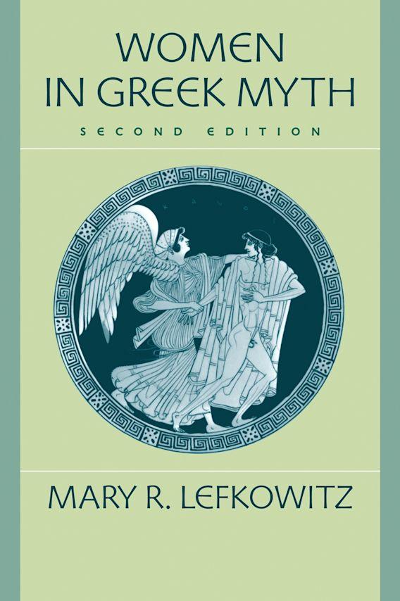 Women in Greek Myth cover
