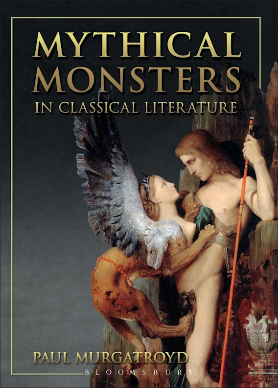 Mythical Monsters in Classical Literature cover