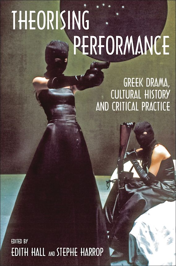 Theorising Performance cover