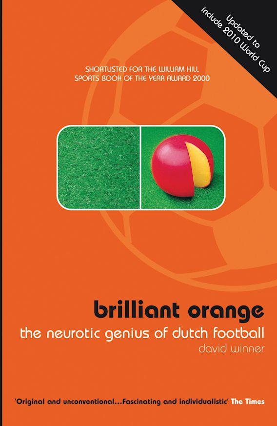 Brilliant Orange cover