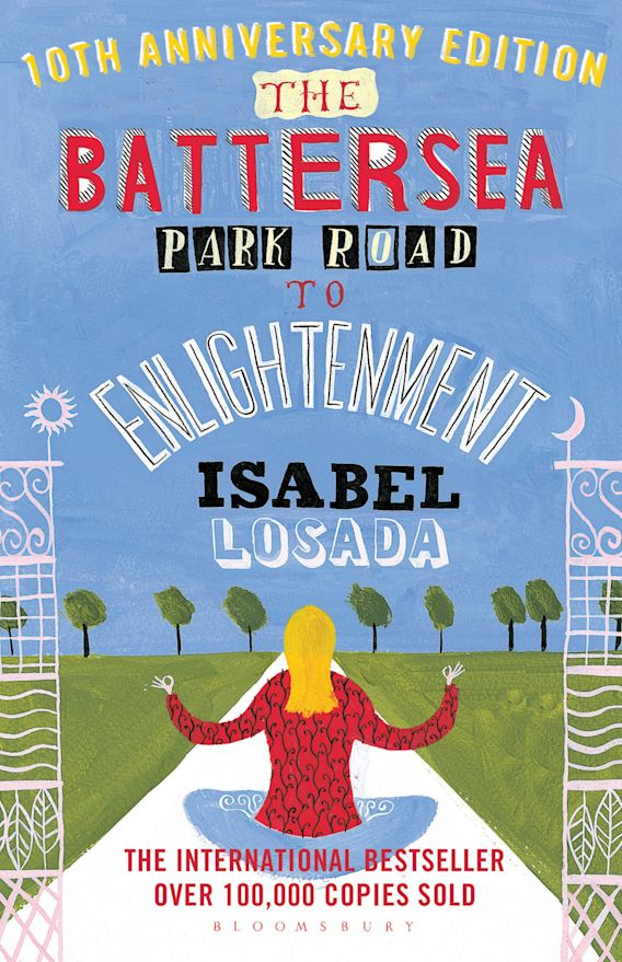 The Battersea Park Road to Enlightenment cover
