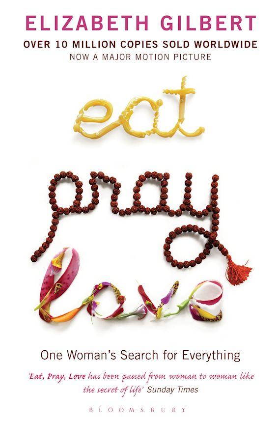 Eat Pray Love cover