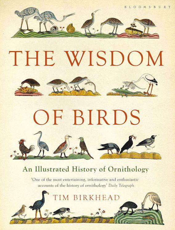 The Wisdom of Birds cover