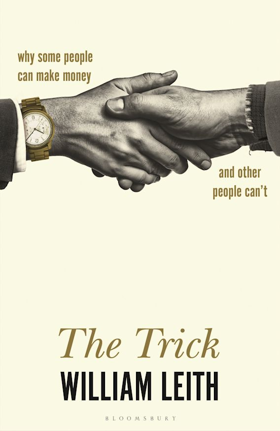 The Trick cover