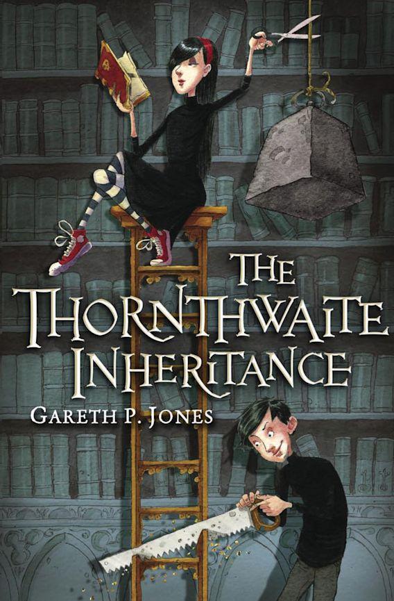 The Thornthwaite Inheritance cover