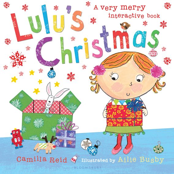 Lulu's Christmas cover
