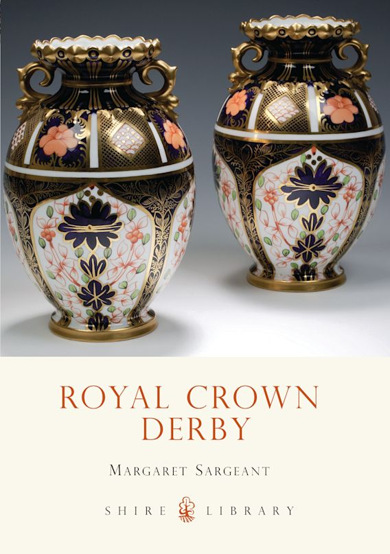 Royal Crown Derby cover