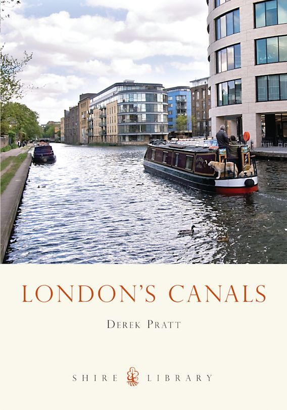 London's Canals cover