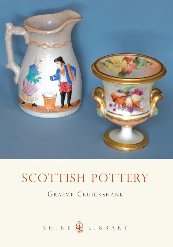 Scottish Pottery cover