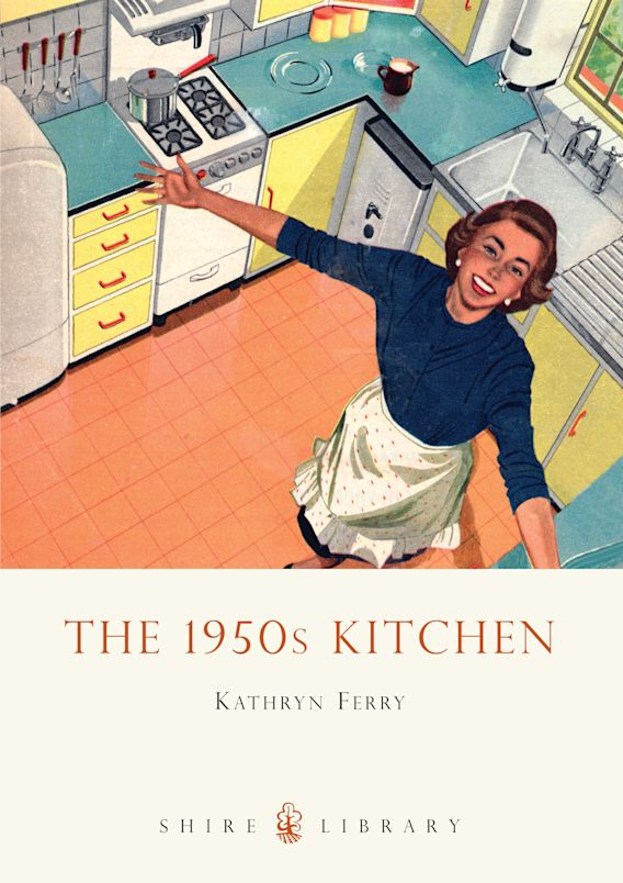 The 1950s Kitchen cover