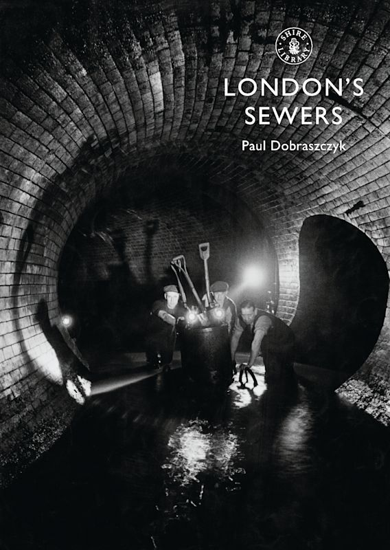 London's Sewers cover