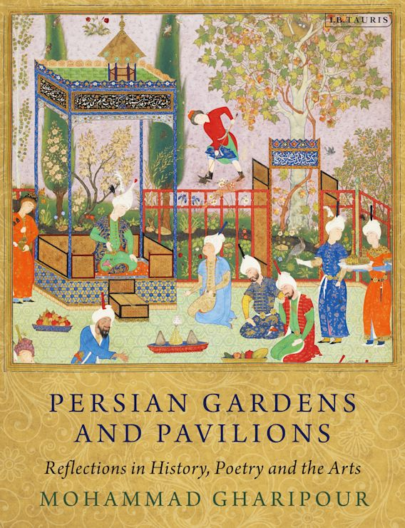 Persian Gardens and Pavilions cover