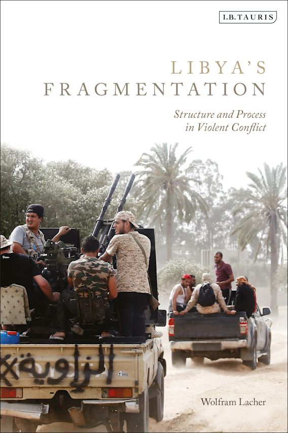 Libya's Fragmentation cover