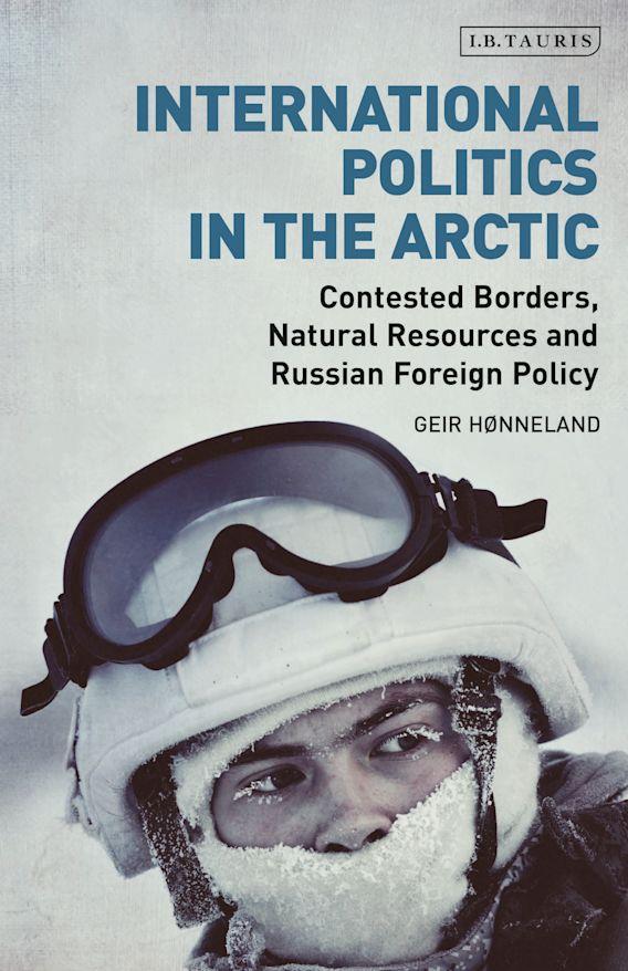 International Politics in the Arctic cover