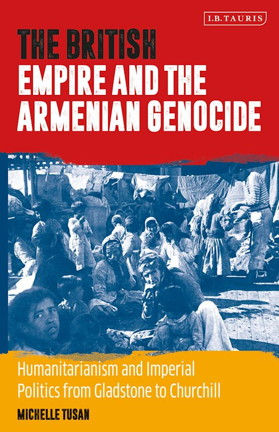 The British Empire and the Armenian Genocide cover