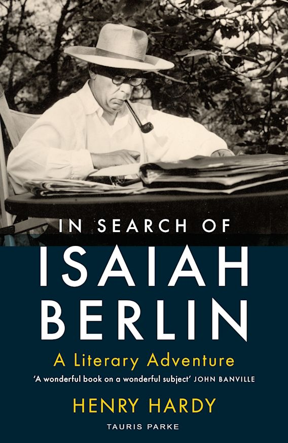 In Search of Isaiah Berlin cover