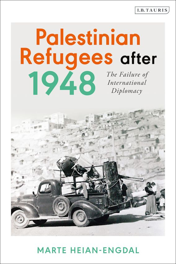 Palestinian Refugees after 1948 cover