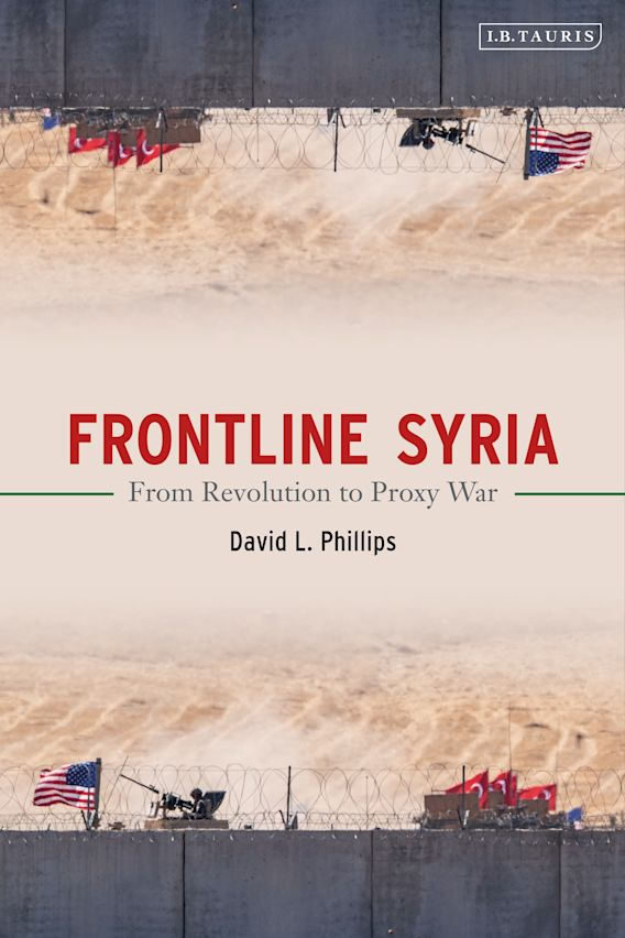 Frontline Syria cover
