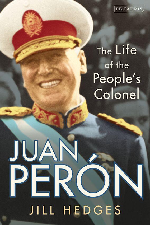 Juan Perón cover