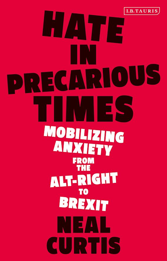 Hate in Precarious Times cover