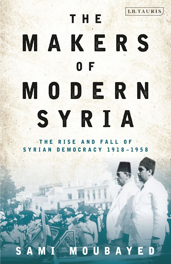 The Makers of Modern Syria cover