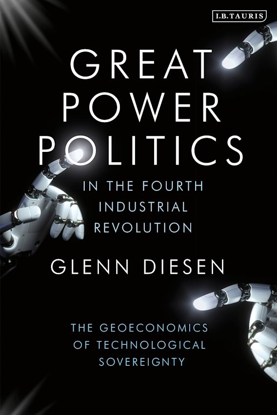 Great Power Politics in the Fourth Industrial Revolution cover