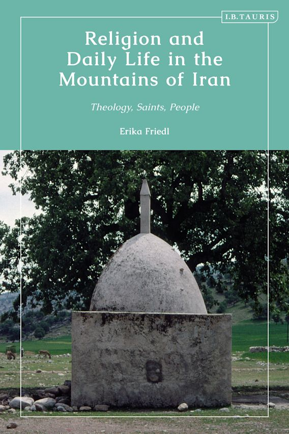 Religion and Daily Life in the Mountains of Iran cover