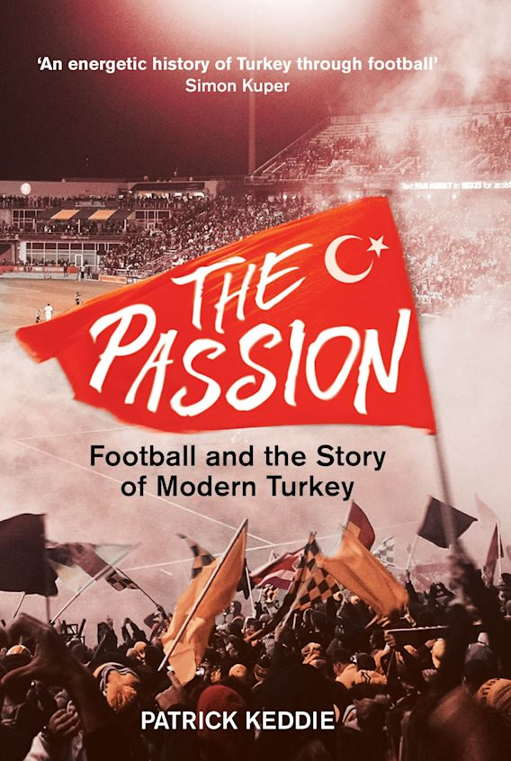 The Passion cover