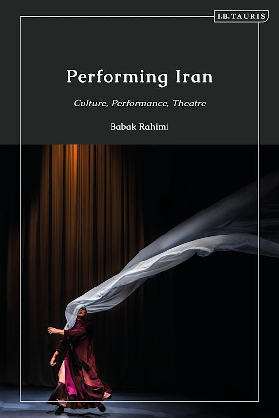 Performing Iran cover