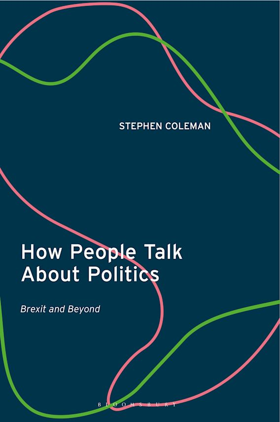 How People Talk About Politics cover