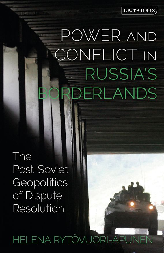 Power and Conflict in Russia's Borderlands cover