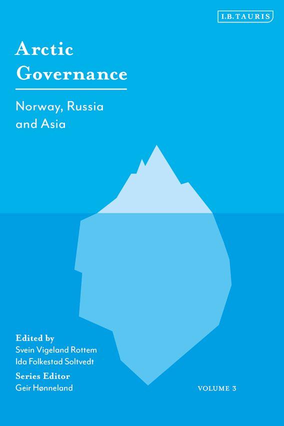 Arctic Governance: Volume 3 cover