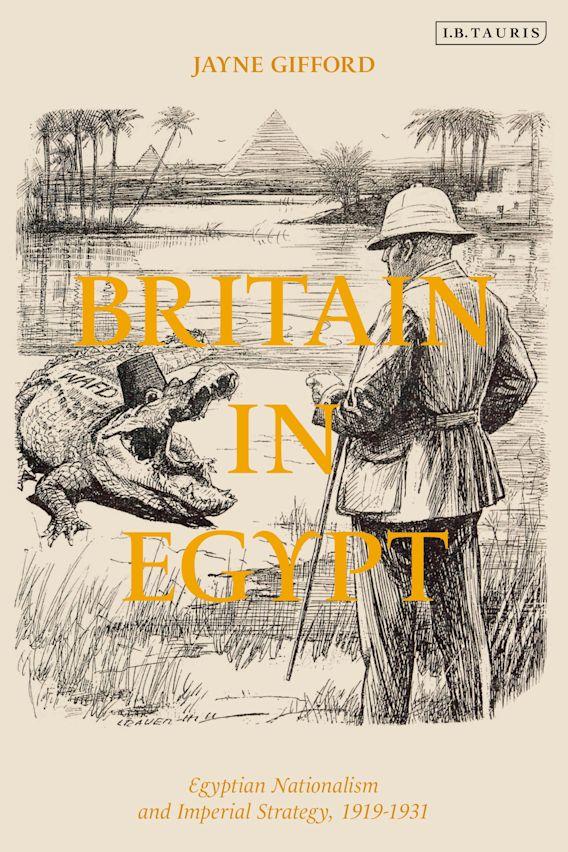 Britain in Egypt cover