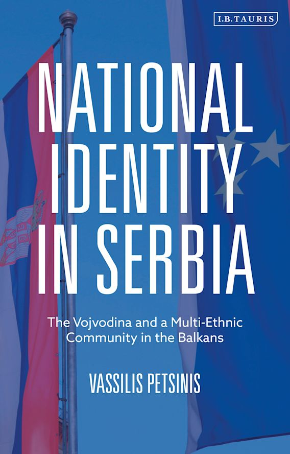 National Identity in Serbia cover