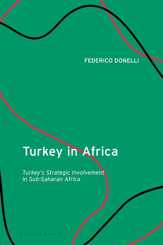 Turkey in Africa cover