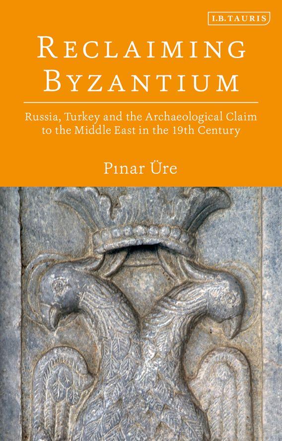 Reclaiming Byzantium cover
