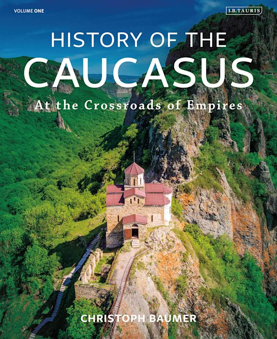 History of the Caucasus cover