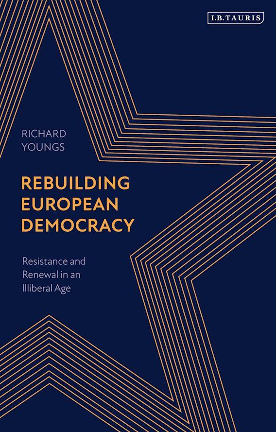 Rebuilding European Democracy cover