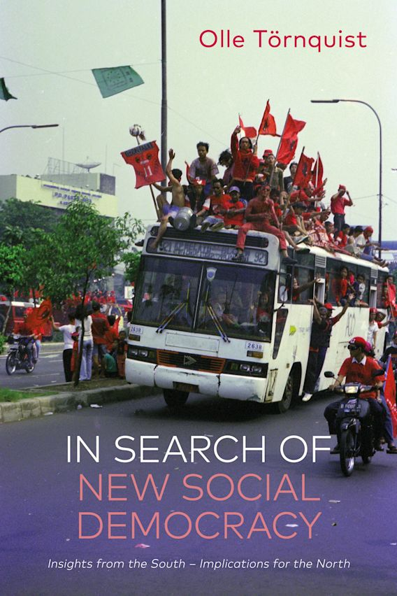 In Search of New Social Democracy cover