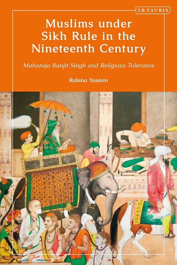 Muslims under Sikh Rule in the Nineteenth Century cover