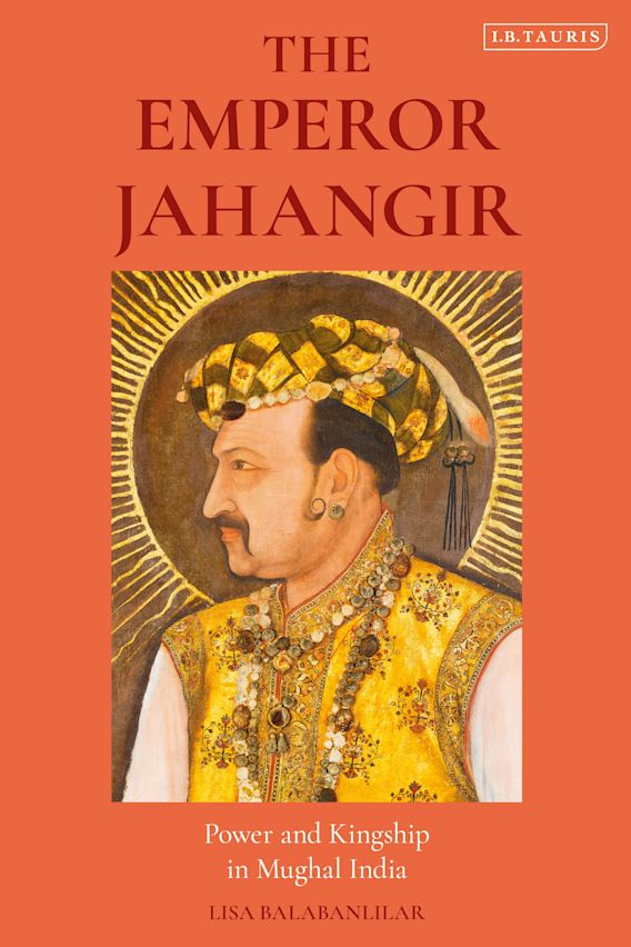The Emperor Jahangir cover