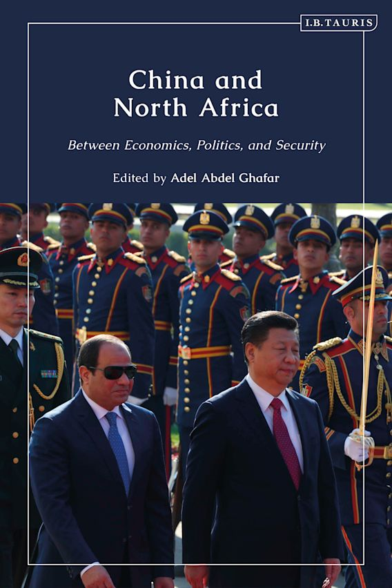 China and North Africa cover
