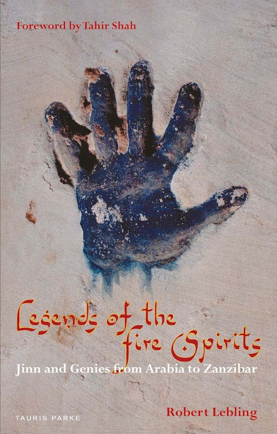 Legends of the Fire Spirits cover